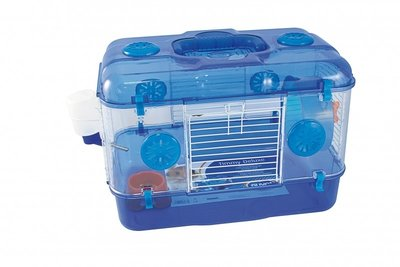 Hamsterkooi timmy one level deluxe