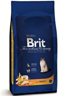 Brit Premium Cat Adult Kip