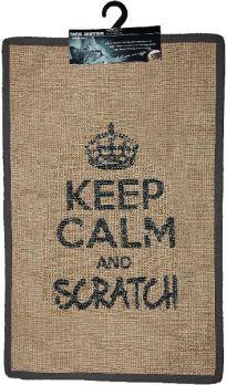 Krabtapijt Keep calm